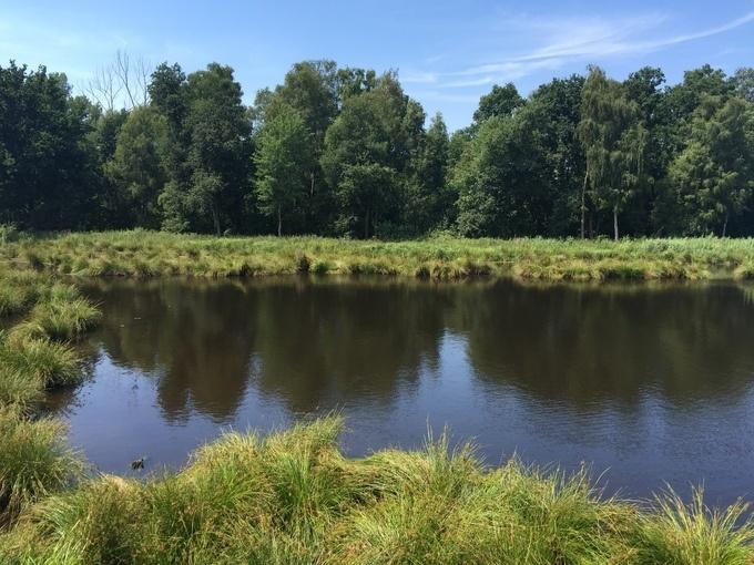 Schwalmtal/Nettetal: XXL Krickenbecker Seen-Tour (max. 210 Min)
