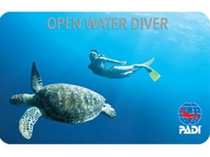 Padi Open Water Course Anthias Divers
