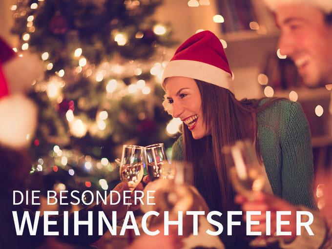 Weihnachtsfeier Begrüßung.Weihnachtsfeier In Kassel Mal Anders Das Ganz Besondere