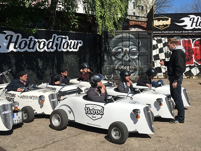 Hot Rod Tour