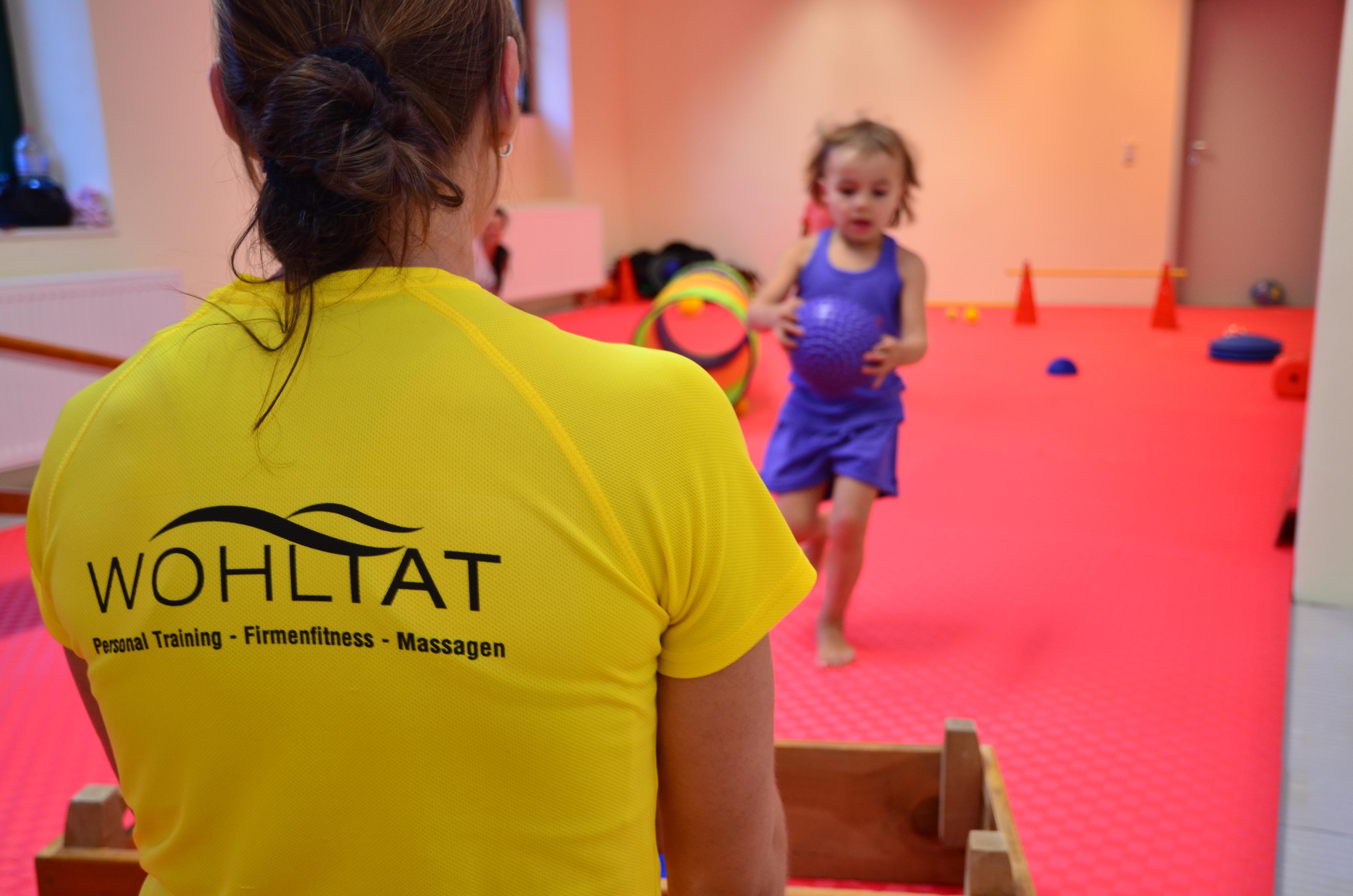 Kindersport für Kinder von 4 bis 5 Jahre
