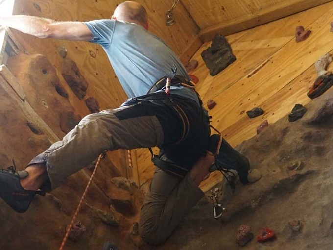 Kletterausrüstung Prüfen : Klettern & seil outside aktiv in bewegung kommen