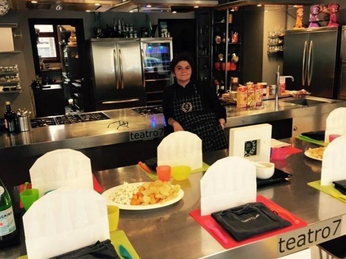 teatro7 - Scuola di cucina in Milano- Organizzazione eventi